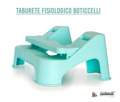 TABURETE FISIOLOGICO BOTICCELLI