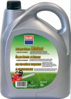 Aceite para cadenas de motosierra 5l expodirect - Aceite cadena motosierra ...
