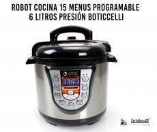 ROBOT COCINA EVOLUTION 6 LITROS