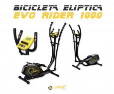 Bicicleta Elíptica Evo Rider