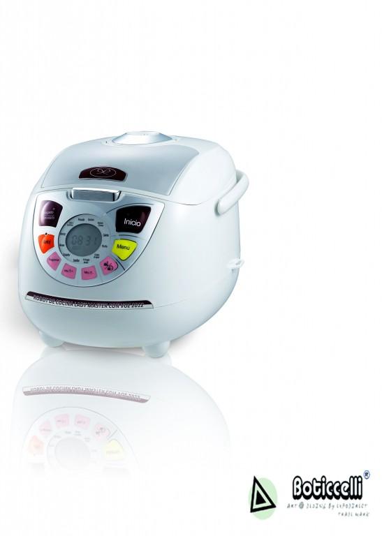 Robot de cocina lady master con voz expodirect for Robot de cocina botticelli