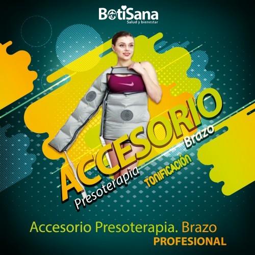 ACCESORIO DE BRAZO PARA PRESOTERAPIA PROFESIONAL BOTICCELLI