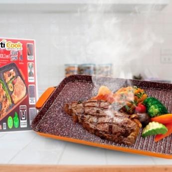 PARRILLA BBQ GRILL XXL 2 EN 1 BOTICELLI