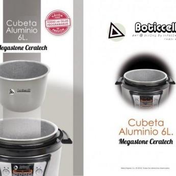 CUBETA 6 LITROS CERÁMICA BOTICCELLI
