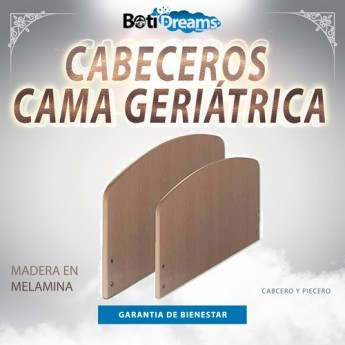 CABECEROS CAMA GERIATRICA