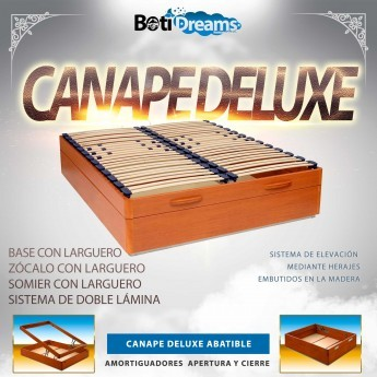 CANAPE DELUXE