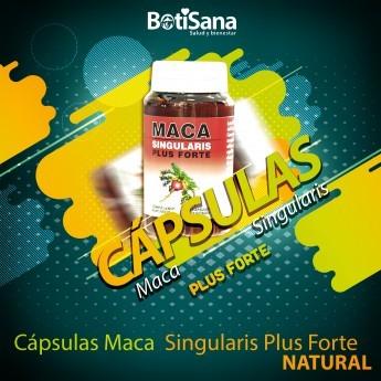 CAPSULAS MACA SINGULARIS