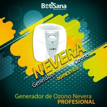 GENERADOR OZONO NEVERA