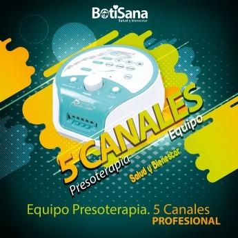 EQUIPO DE PRESOTERAPIA PROFESIONAL