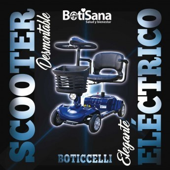 SCOOTER ELÉCTRICO BOTICCELLI