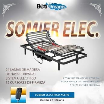 SOMIER ELÉCTRICO ACERO