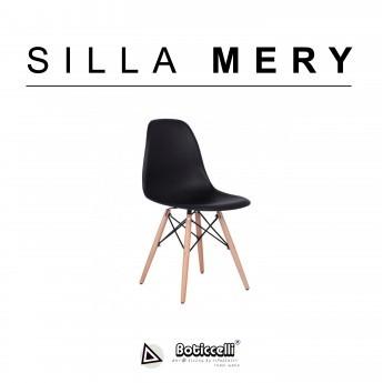 SILLA MERY 4 UNIDADES