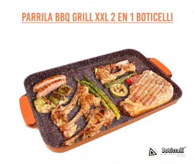 PARRILA BBQ GRILL XXL 2 EN 1 BOTICELLI