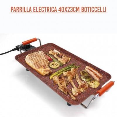 PLANCHA ELECTRICA TEPPANYAKI 40X23CM BOTICCELLI