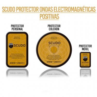 Scudo Protector Ondas Electromagnéticas Positivas