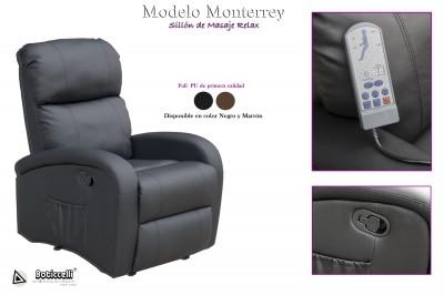 Sillón de Masaje Monterrey