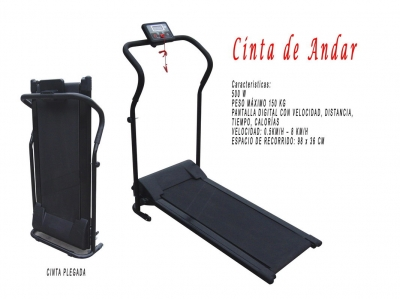 CINTA DE ANDAR