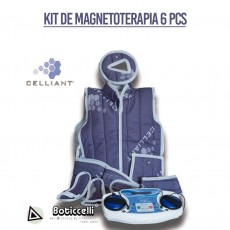 Kit de Magnetoterapia 6 Pcs